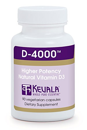 D-4000™ Highly-Bio-available Vitamin D3