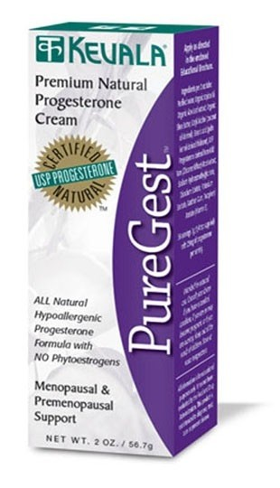 PureGest™ Premium Natural Progesterone Cream