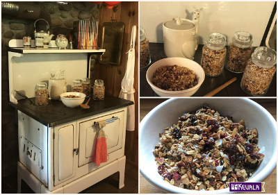 My Favorite Granola Recipe